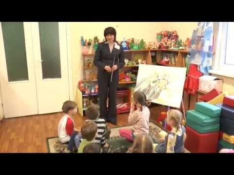 Занятие по познавательному развитию воспитанников средней группы«В гостях у сказки»