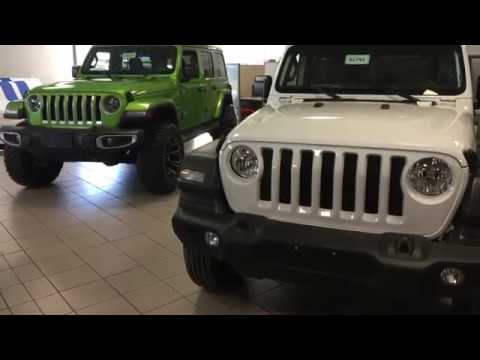 Jeep Wrangler For Sale Ontario >> 2019 Jeep Wrangler Jl For Sale Toronto Mississauga Ontario Chrysler