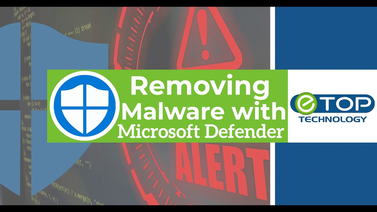 🕵How To Use Windows Defender In Windows 10 To Remove Malware🤓