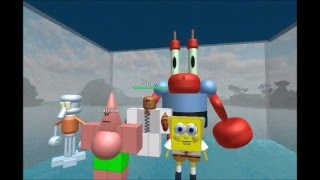 The SpongeBob SquarePants Roblox Movie (2016) Trailer #1