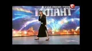 Татьяна Романченко Палала «Україна має талант-3» Кастинг во Львове и Киеве
