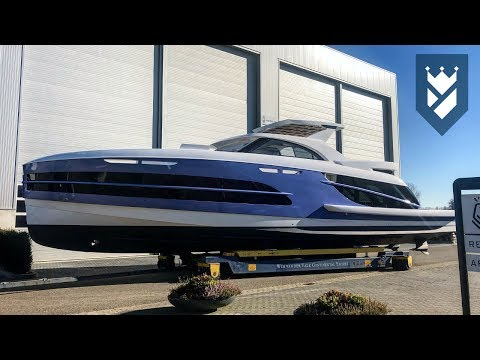4 AMAZING DUTCH YACHTS THAT HAVE JUST BEEN DELIVERED!