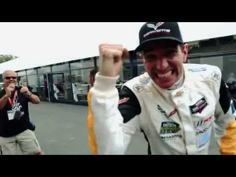 Corvette Racing - The 24 Hours of Le Mans 2015