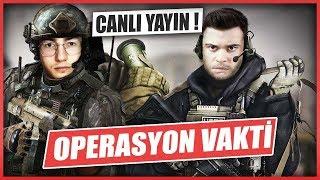 ASKERİ OPERASYON ! ...