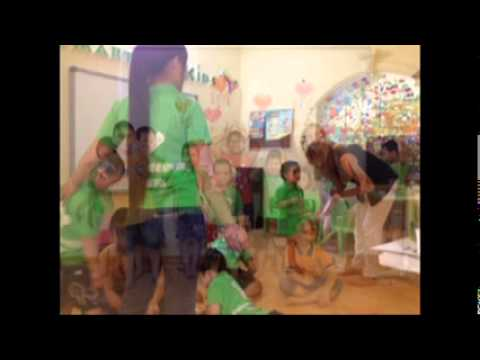 Khóa học Tiếng Anh mầm non tiểu học tại Hà Nội 0912254006