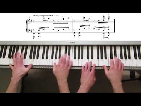 The Legend of Zelda: Breath of the Wild piano riffs (with sheet music)