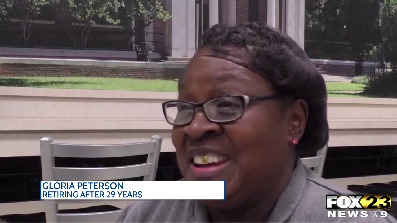 Kindness in Action: Beloved Southern Miss cafeteria worker retires