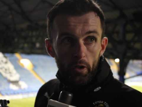 Nathan Jones on the defeat to Portsmouth