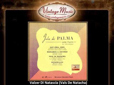 Jula De Palma -- Valzer Di Natascia (Vals De Natacha) (VintageMusic.es)