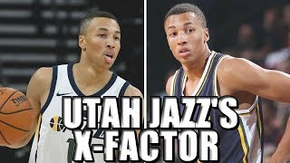 Dante Exum is the X-Factor for the Utah Jazz!
