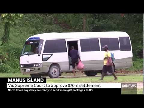 Detained illegally: Supreme court approves $70m for 1300 Manus Island refugees