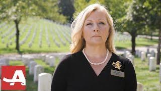 The Arlington Ladies | Burying America's Heroes | Veteran Stories