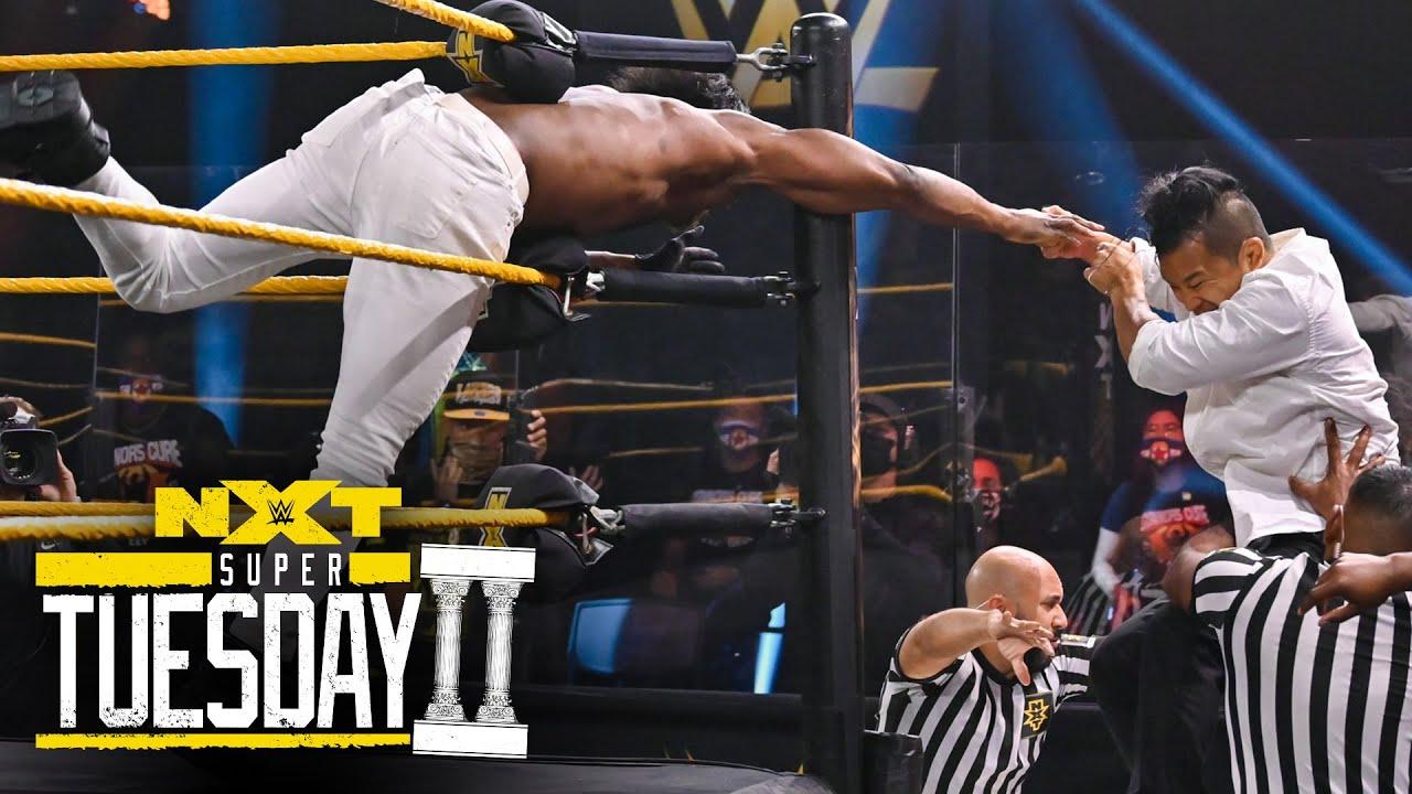 Kushida strikes back against The Velveteen Dream: NXT Super Tuesday II, Sept. 8, 2020