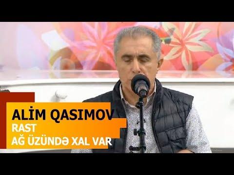 Alim Qasimov - Rast (Ag uzunde xal var)- Yeni Gun (ITV) verlisi -18.11.2015