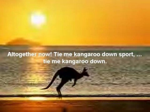 Tie me Kangaroos down, sport - Rolf Harris Mp3