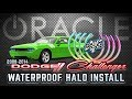 ORACLE 08-14 Dodge Challenger Surface Mount Halo + Fog Light Install Guide