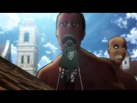 Attack on Titan Episode 9 Insert Song
