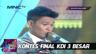 "Video Mahesya "" Fatwa Pujangga "" Pekanbaru - Kontes Final KDI 3 Besar (2/5) download MP3, 3GP, MP4, WEBM, AVI, FLV Oktober 2017"