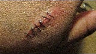 Stitches SPFX Make-up Tutorial