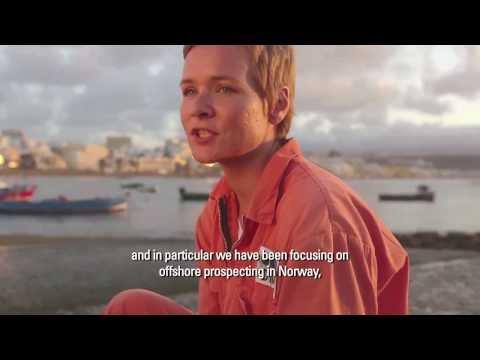 "OMV Doppelentdecker campaign 5 ""Offshore"" - Interview Linda Kirchberger"
