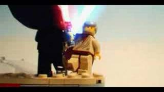 Jedi Chronicles - The First Duel - Brickfilm