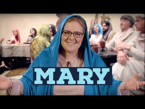Mary | Catholic Central