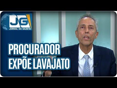 Bob Fernandes/Procurador expõe intestinos da Lava Jato. E a Jecaria fascista ataca.