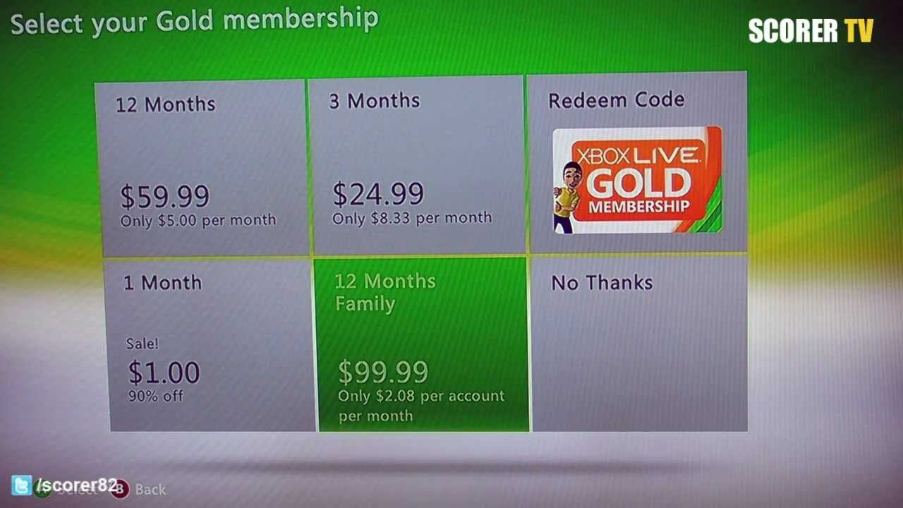 how to make xbox live