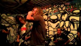 DIZASTOR Live Calling In The Coroner at Burnt Ramen Richmond CA 8.30.2013