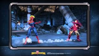 Marvel Contest of Champions: Captain Marvel Spotlight