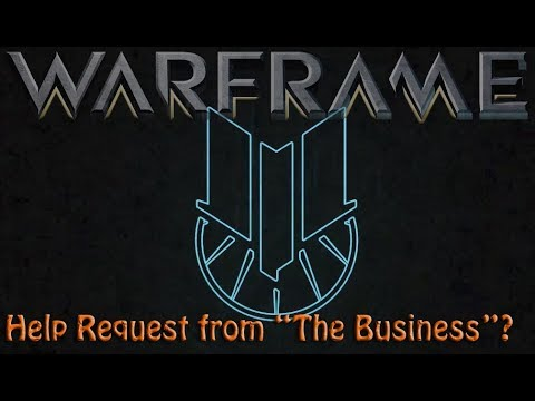 Warframe - Help Request From