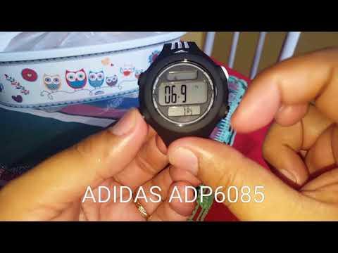 Relogio Youtube Relogio Adidas Unissex Unissex Adp60818pn Adidas PuOkZXi