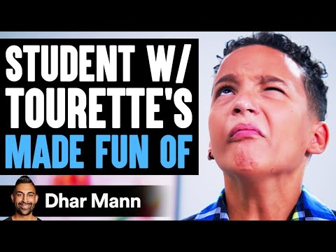 Student With TOURETTE'S