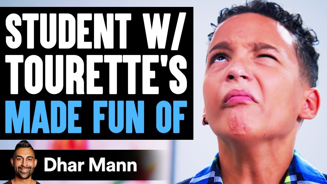 Download Student With TOURETTE'S Made Fun Of, What Happens Is Shocking | Dhar Mann