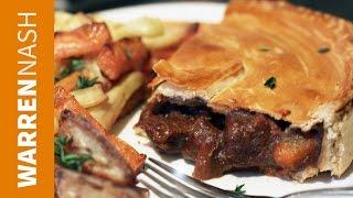 Shire Steak And Guinness Pie Recipe - Hobbit Recipe By Warren Nash