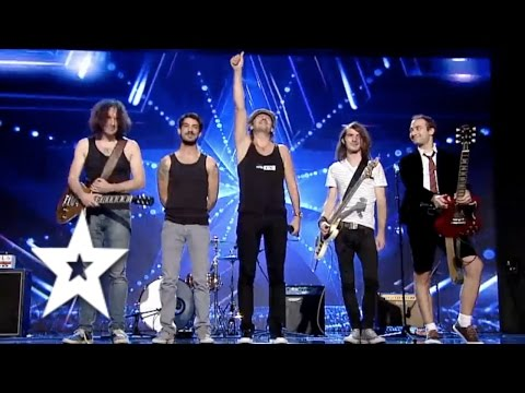 """""""The Rock"""" are on the Highway To Hell! 