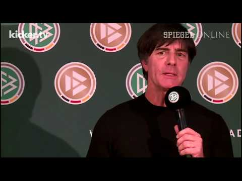 Joachim Löw/die Mannschaft – kicker video 30.11.17