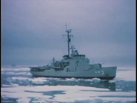 "Arctic Shipping History ""MSTS ARCTIC OPERATIONS, 1950-1957 (Navy Film)"