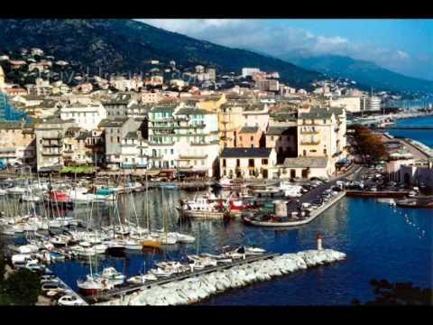Corsica Franta In Imagini Youtube