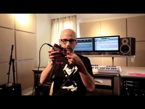 Making of 'The Lonely Night' with Moby