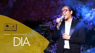 Sammy Simorangkir Dia Live Performance