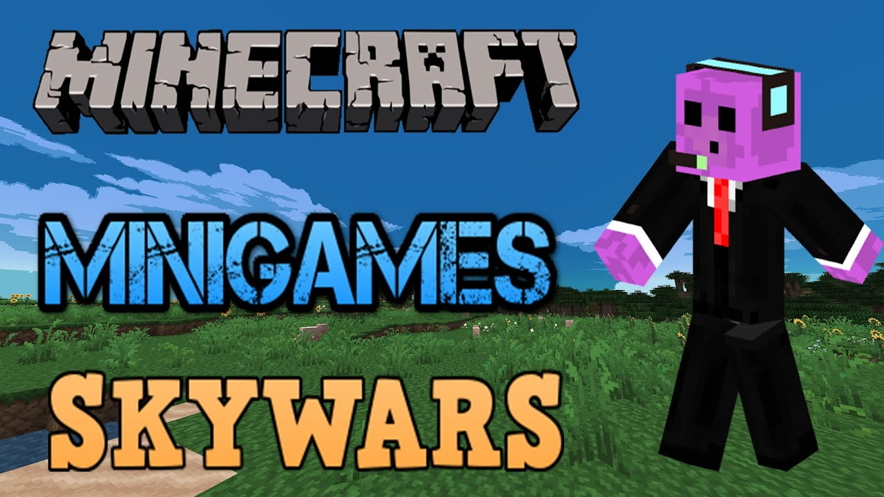 how to get skywars on minecraft pc