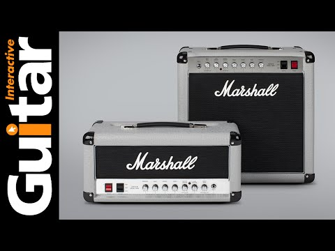 Marshall 2525h and 2525c | Review | Guitar Interactive Magazine