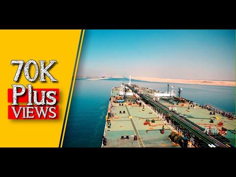 BIG SHIPS CROSSING SUEZ CANAL (2019) VLOG
