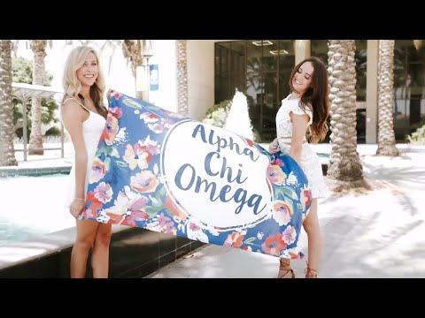 Alpha Chi Omega | Cal State Fullerton | 2017