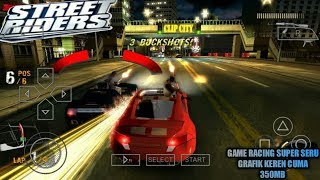 Cara Download Dan Install Game Street Riders PPSSPP Android