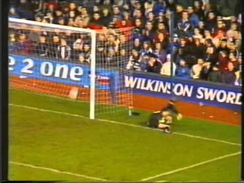 Everton 3-2 Bolton Wanderers 1997-98