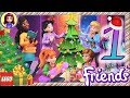 Build your Christmas Tree Decorations Day 1 - Lego Friends Advent Calendar 2018