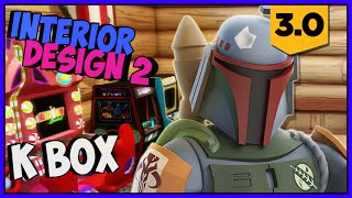 Disney Infinity 3 TOY BOX ADVENTURES! Boba Fett