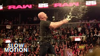 "Unseen angles of ""Stone Cold"" Steve Austin's Raw 25 Stunners to the McMahons: Exclusive, Jan 25 2018"